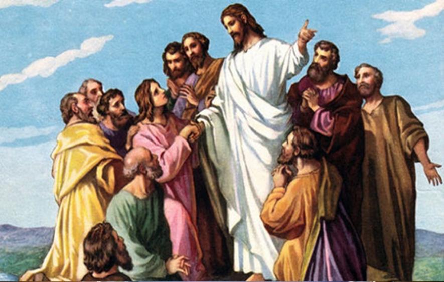 9. NEDJELJA KROZ GODINU PRESVETO TROJSTVO - SVETKOVINA